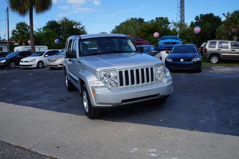 2012 Jeep Liberty for sale in Clearwater, FL