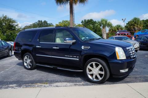 2007 Cadillac Escalade ESV for sale in Clearwater, FL