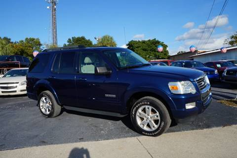 2008 Ford Explorer for sale in Clearwater, FL