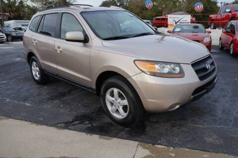 2007 Hyundai Santa Fe for sale at J Linn Motors in Clearwater FL