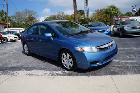 2010 Honda Civic LX for sale at J Linn Motors in Clearwater FL