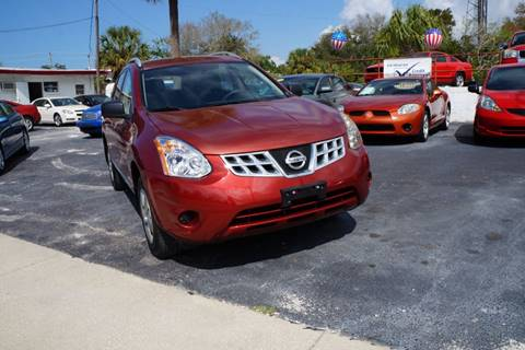 2014 Nissan Rogue Select S for sale at J Linn Motors in Clearwater FL
