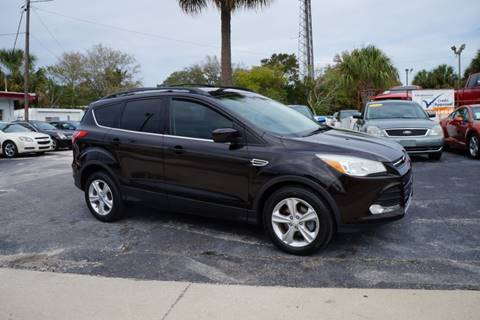 2013 Ford Escape SE for sale at J Linn Motors in Clearwater FL