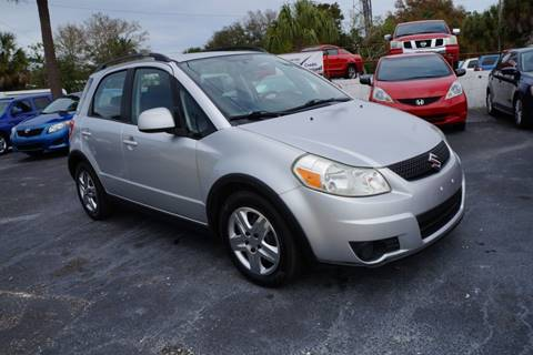 2010 Suzuki SX4 Crossover for sale at J Linn Motors in Clearwater FL