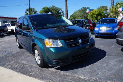 2009 Dodge Grand Caravan for sale at J Linn Motors in Clearwater FL