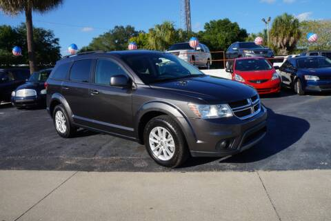 2016 Dodge Journey for sale at J Linn Motors in Clearwater FL