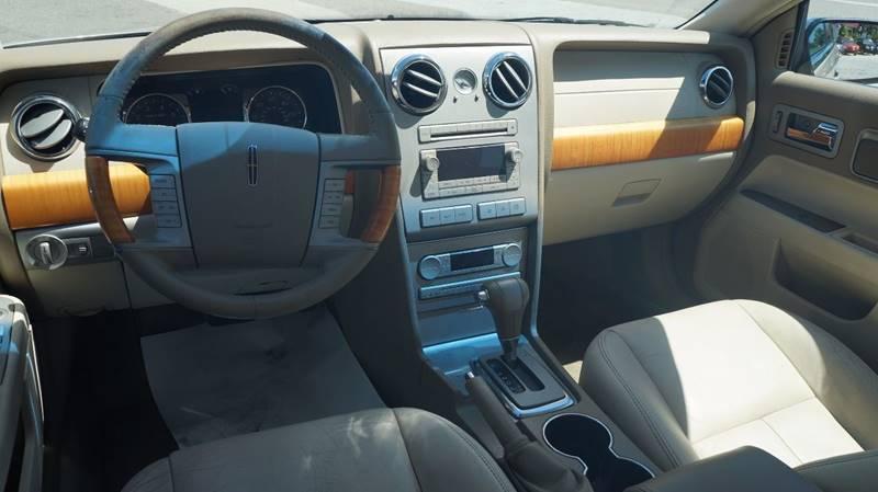 2006 Lincoln Zephyr 4dr Sedan - Clearwater FL