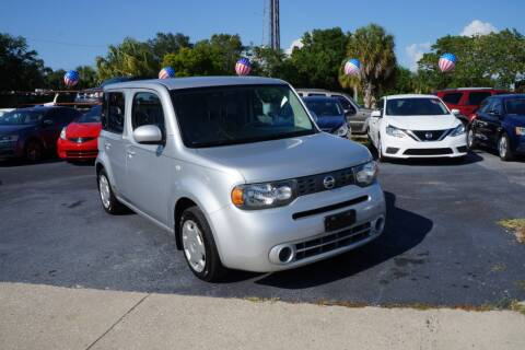 2014 Nissan cube for sale at J Linn Motors in Clearwater FL