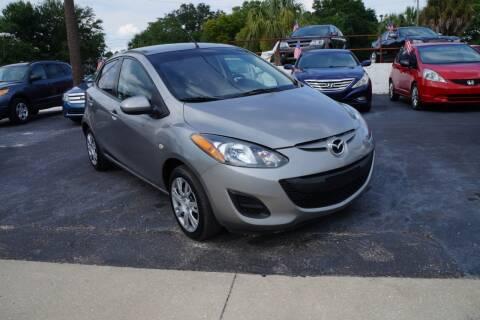 2012 Mazda MAZDA2 for sale at J Linn Motors in Clearwater FL