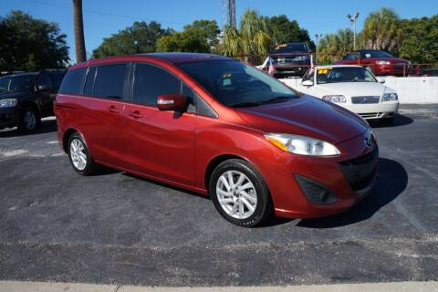 2013 Mazda MAZDA5 for sale at J Linn Motors in Clearwater FL