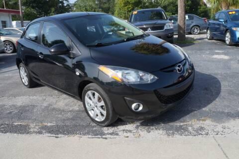 2014 Mazda MAZDA2 for sale at J Linn Motors in Clearwater FL