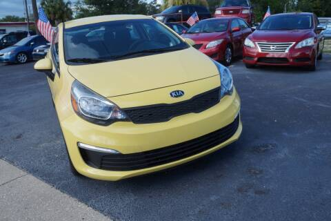 2016 Kia Rio for sale at J Linn Motors in Clearwater FL