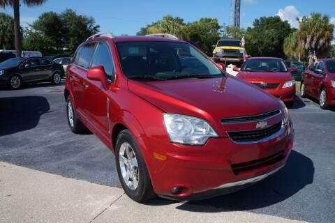2014 Chevrolet Captiva Sport for sale at J Linn Motors in Clearwater FL