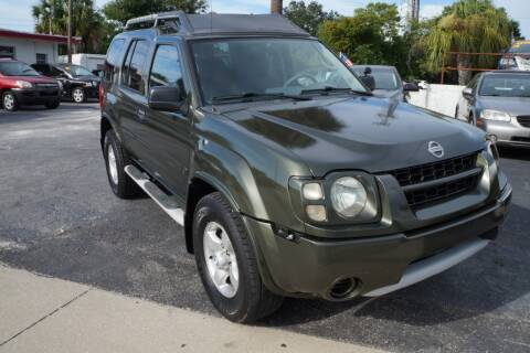 2004 Nissan Xterra for sale at J Linn Motors in Clearwater FL