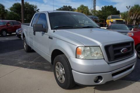 2008 Ford F-150 for sale at J Linn Motors in Clearwater FL