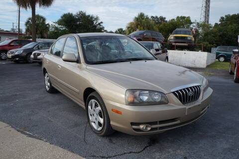 2006 Hyundai Elantra for sale at J Linn Motors in Clearwater FL