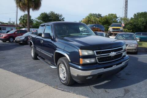 2006 Chevrolet Silverado 1500 for sale at J Linn Motors in Clearwater FL
