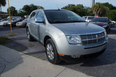 2007 Lincoln MKX for sale at J Linn Motors in Clearwater FL
