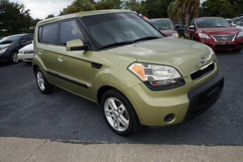 2010 Kia Soul for sale at J Linn Motors in Clearwater FL