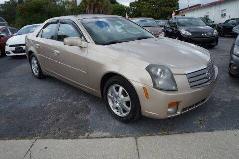2005 Cadillac CTS for sale at J Linn Motors in Clearwater FL