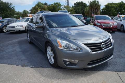 2015 Nissan Altima for sale at J Linn Motors in Clearwater FL