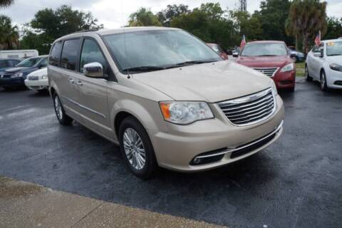 2013 Chrysler Town and Country for sale at J Linn Motors in Clearwater FL