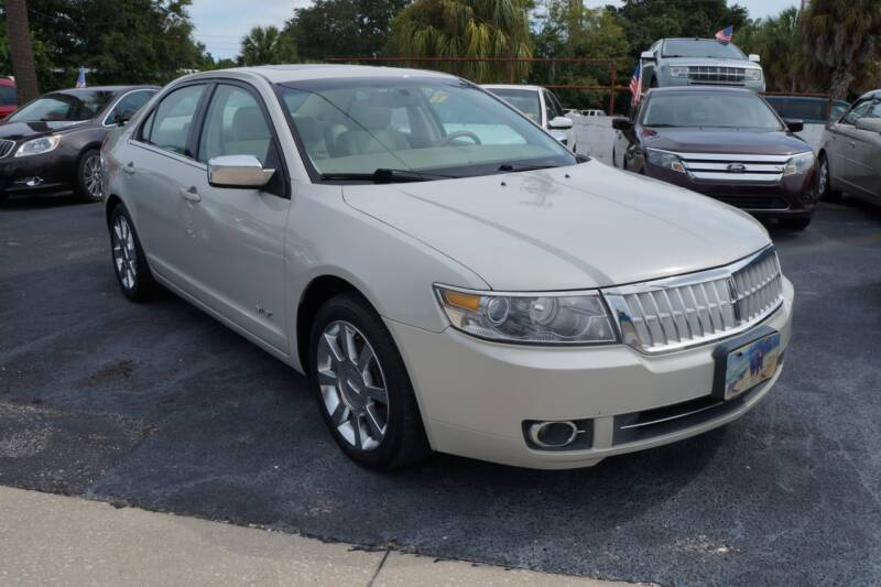 2008 Lincoln MKZ for sale at J Linn Motors in Clearwater FL