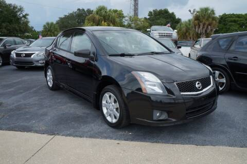 2011 Nissan Sentra for sale at J Linn Motors in Clearwater FL