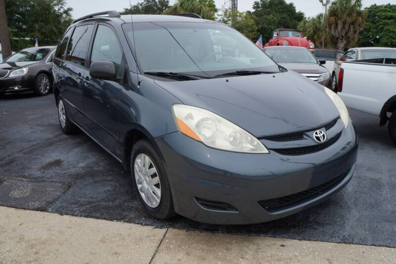 2008 Toyota Sienna for sale at J Linn Motors in Clearwater FL