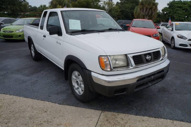 2000 Nissan Frontier for sale at J Linn Motors in Clearwater FL