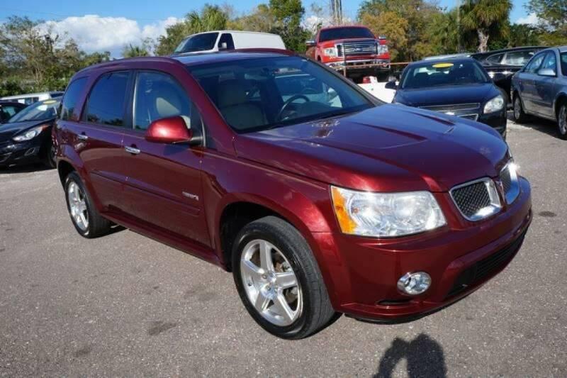 2008 Pontiac Torrent for sale at J Linn Motors in Clearwater FL