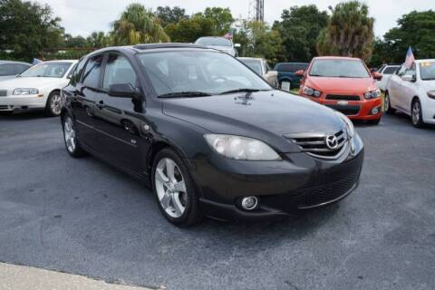 2006 Mazda MAZDA3 for sale at J Linn Motors in Clearwater FL