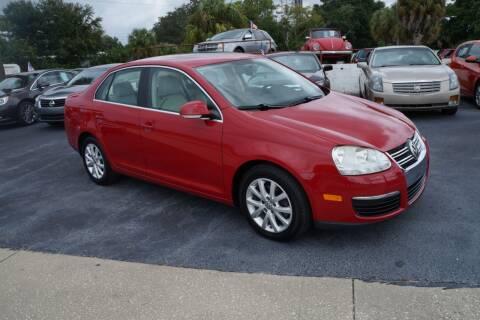 2010 Volkswagen Jetta for sale at J Linn Motors in Clearwater FL