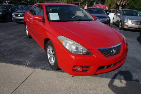 2008 Toyota Camry Solara for sale at J Linn Motors in Clearwater FL