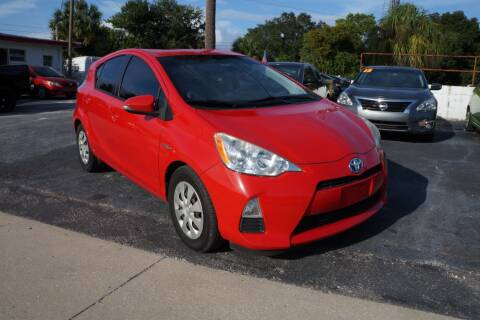 2013 Toyota Prius c for sale at J Linn Motors in Clearwater FL