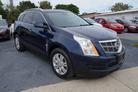 2010 Cadillac SRX for sale at J Linn Motors in Clearwater FL
