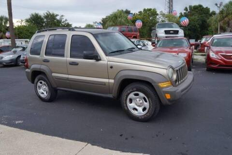 2006 Jeep Liberty for sale at J Linn Motors in Clearwater FL