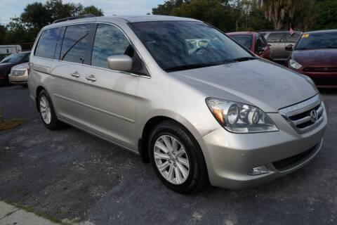 2006 Honda Odyssey for sale at J Linn Motors in Clearwater FL