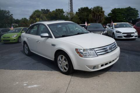 2009 Ford Taurus for sale at J Linn Motors in Clearwater FL