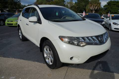 2009 Nissan Murano for sale at J Linn Motors in Clearwater FL