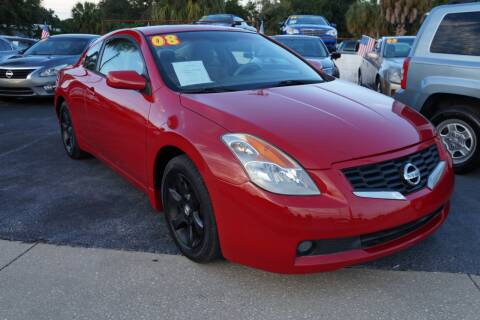 2008 Nissan Altima for sale at J Linn Motors in Clearwater FL