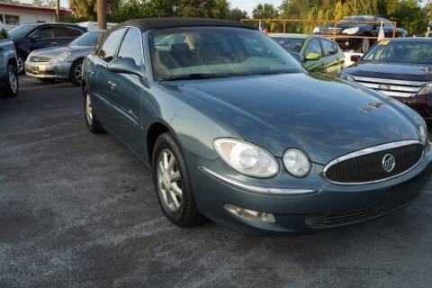 2007 Buick LaCrosse for sale at J Linn Motors in Clearwater FL