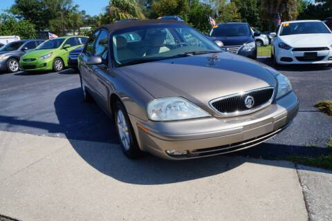 2002 Mercury Sable for sale at J Linn Motors in Clearwater FL