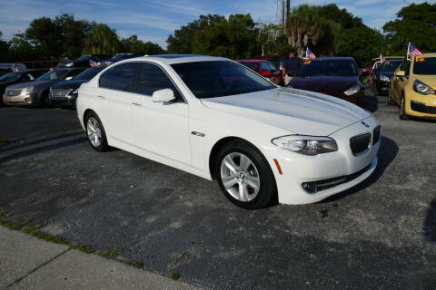 2013 BMW 5 Series for sale at J Linn Motors in Clearwater FL