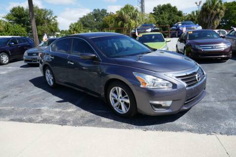 2013 Nissan Altima for sale at J Linn Motors in Clearwater FL