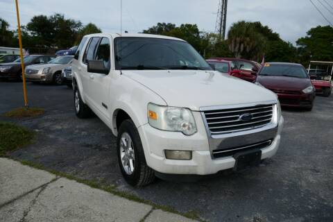 2008 Ford Explorer for sale at J Linn Motors in Clearwater FL
