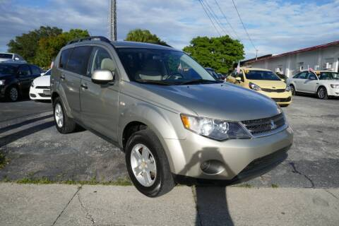 2007 Mitsubishi Outlander for sale at J Linn Motors in Clearwater FL