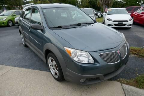 2008 Pontiac Vibe for sale at J Linn Motors in Clearwater FL
