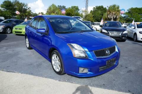 2011 Nissan Sentra for sale at J Linn Motors in Clearwater FL