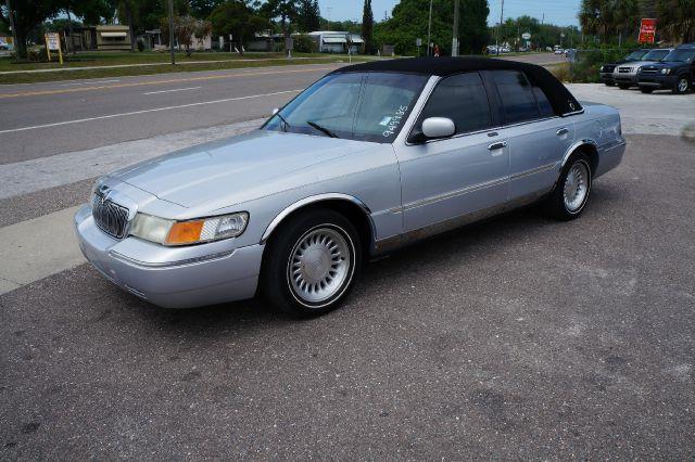1999 Mercury Grand Marquis